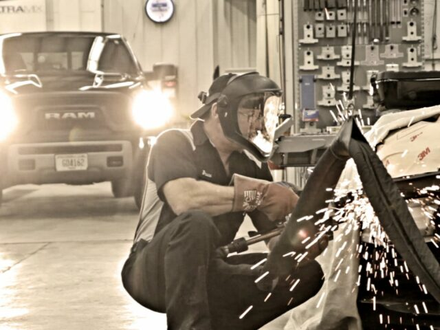 Auto Body Repair & Refinishing